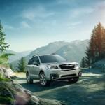 Subaru awards