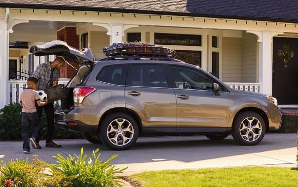 2018 forester