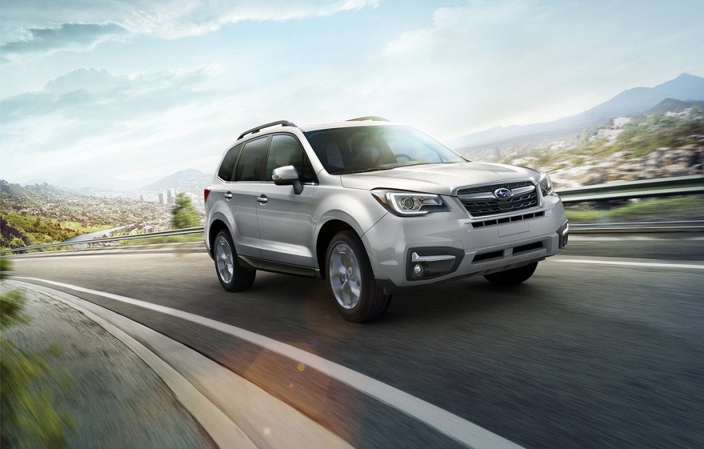 subaru forester vehicle maintenance
