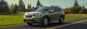 2019 Subaru Forester Introduces New DriverFocus Facial Recognition Software