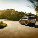 Subaru Forester Driving