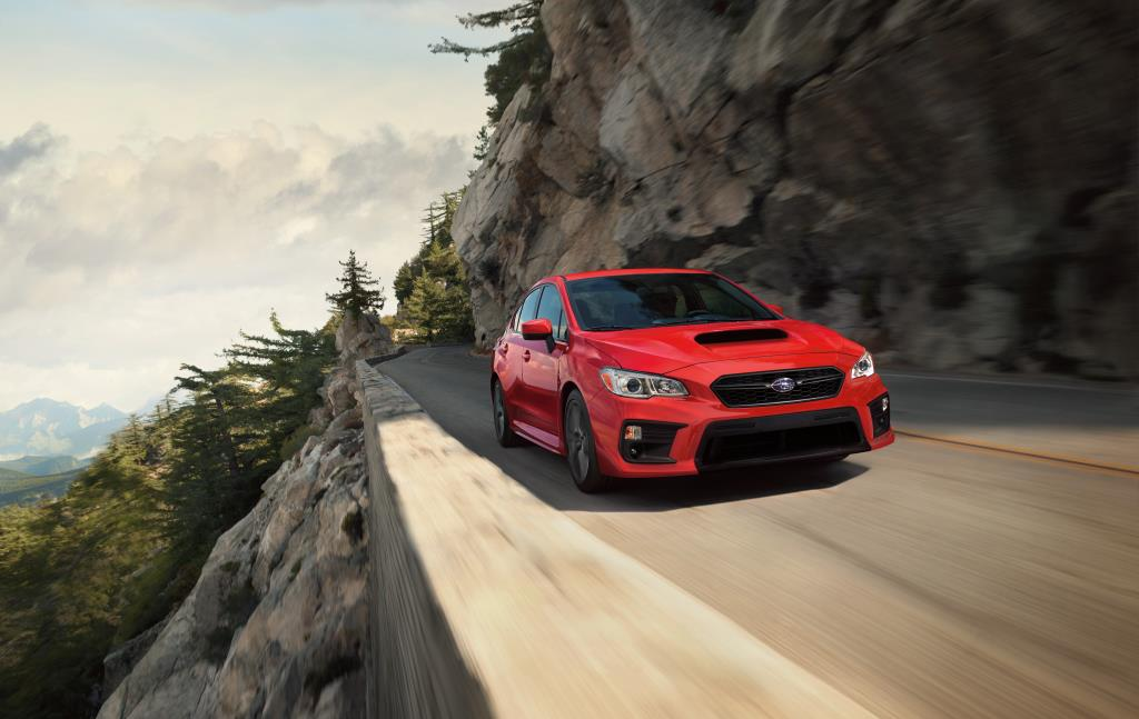 Introducing The 2019 Wrx Wrx Sti Subaru Of Niagara