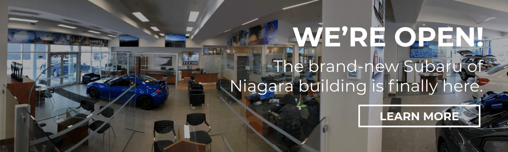 New Subaru of Niagara Building